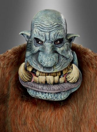 Troll bewegliche Maske Big Mouth