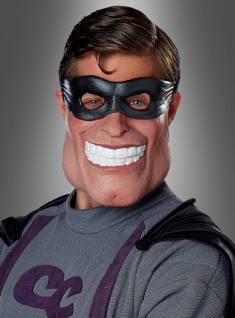 Superhero Comic Mask