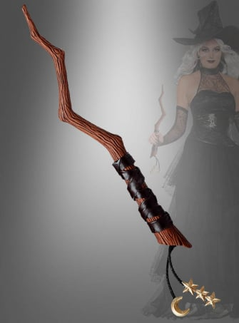 Fantasy Wand for Witches and Sorcerer