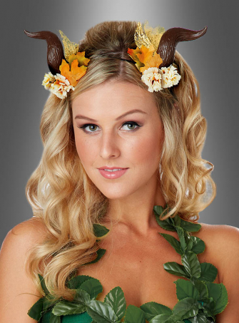 Fantasy Horns for Fairy Costumes