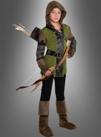 Robin Hood Kostüm deluxe für Kinder