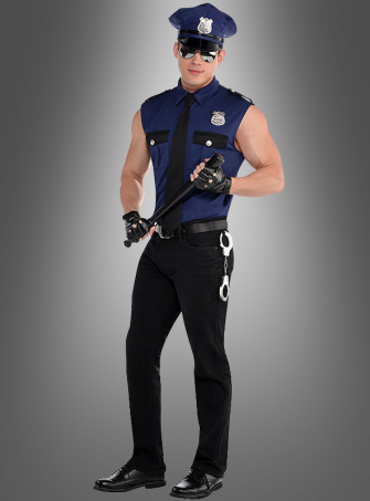 Polizei Uniform Herren