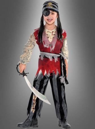 Toter Pirat Kinderkostüm