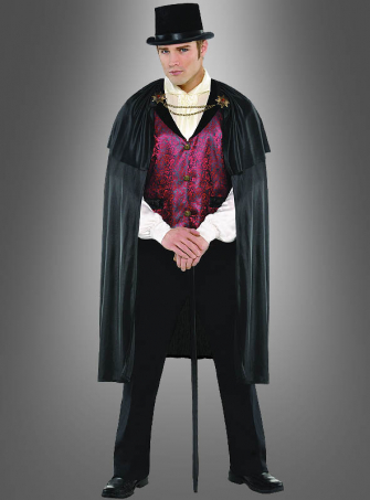 Vampire Lord Costume for Men