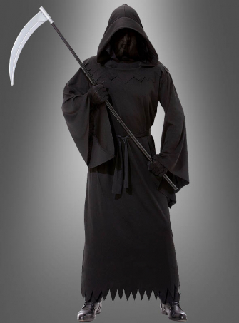 Deathsman Robe black Adult