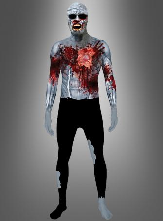 iMorphsuit Zombie mit pochendem Herz