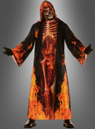 Lord of Hell Costume