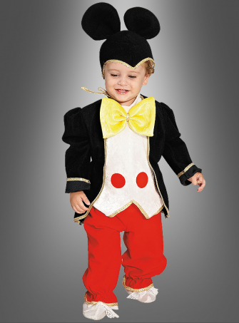 Kleiner Mäuserich Kostüm Kleinkind