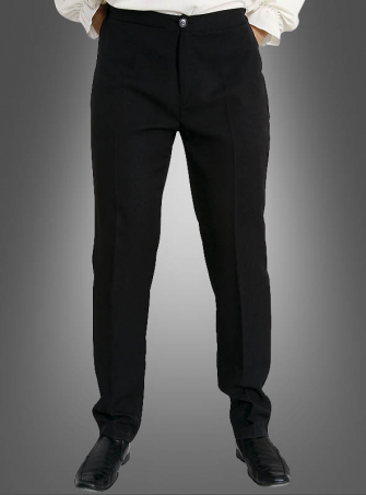 Black Trousers for Men