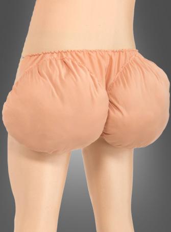 Mock Butt Cheecks