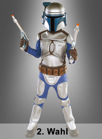 2. Rate STAR WARS Child Jango Fett costume