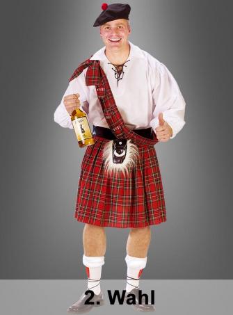 2. Wahl XXL Schotte Kostüm