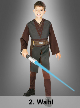 2. Wahl Star Wars Anakin Skywalker children costume