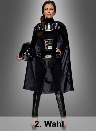 2. Wahl Darth Vader Overall Damen
