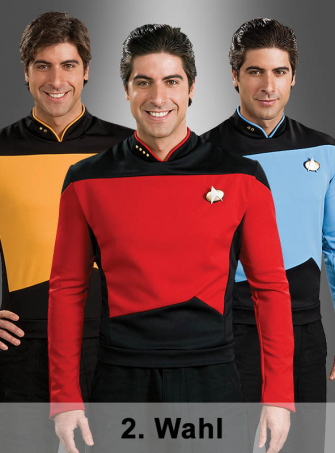 STAR TREK Shirt  The next Generation