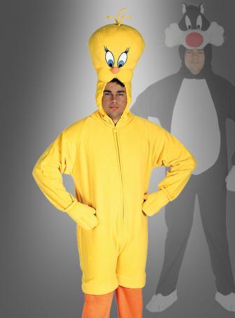Tweety Kostüm Looney Tunes Vogel