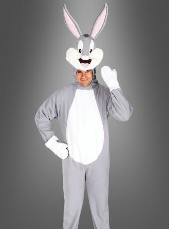 Bugs Bunny Kostüm Looney Tunes Erwachsene