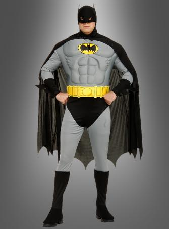 Deluxe Muscle Chest The Batman costume
