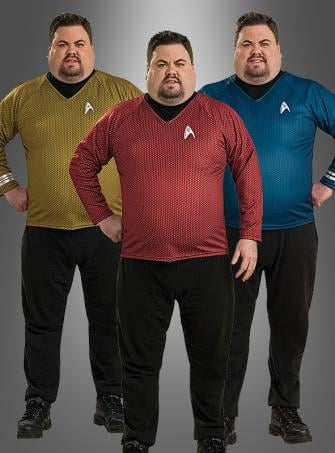 XXL Deluxe STAR TREK Film XI Shirt