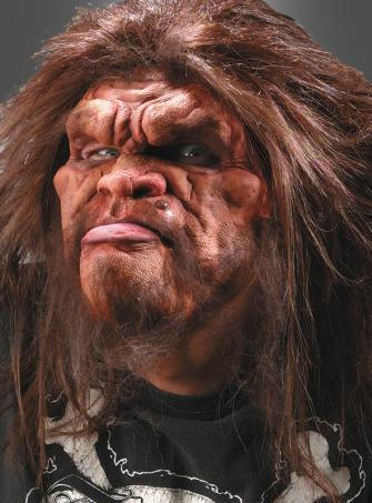 Caveman 2nd Skin Foam Latex mask
