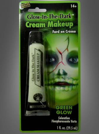 Green Glow Makeup Cream