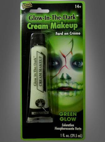 Leuchtende Makeup Creme