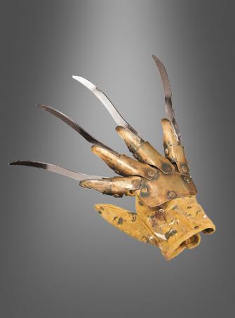 Freddy Krueger Handschuh Klingen Replika