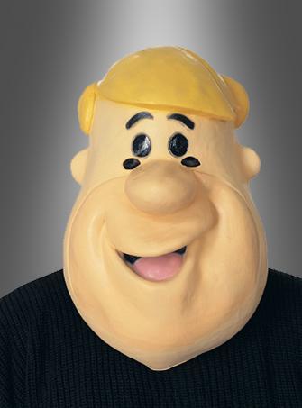 Barney Geröllheimer Maske Feuerstein