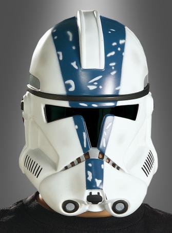 Clone Trooper Halbmaske für Kinder