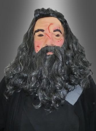 Hagrid Latex Mask Harry Potter