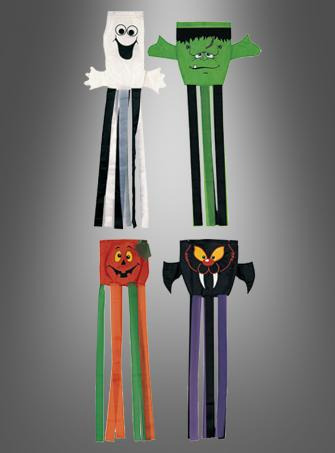 Halloween Deko Windhose Windspiel