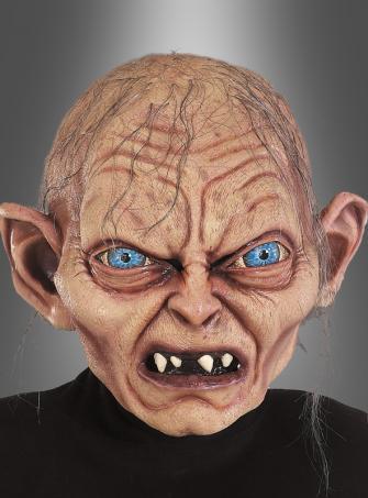 Der Herr der Ringe Hobbit Gollum Latex Maske