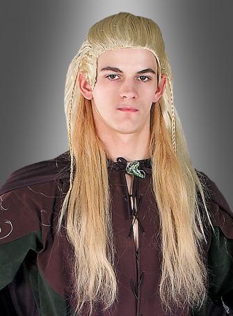 Der Herr der Ringe Legolas Perücke Erwachsene