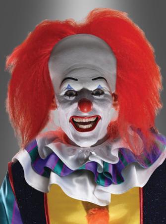 Pennywise Clown Perücke
