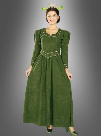 SHREK Prinzessin Fiona Deluxe Kostüm