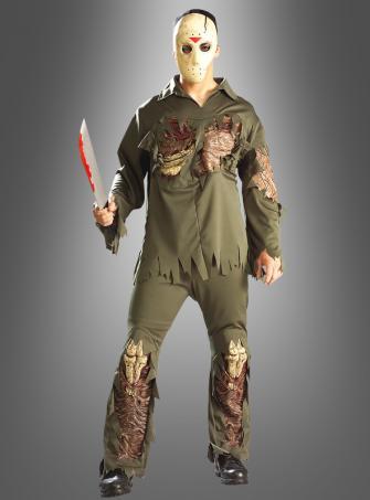 Original Jason Kostüm deluxe Halloween