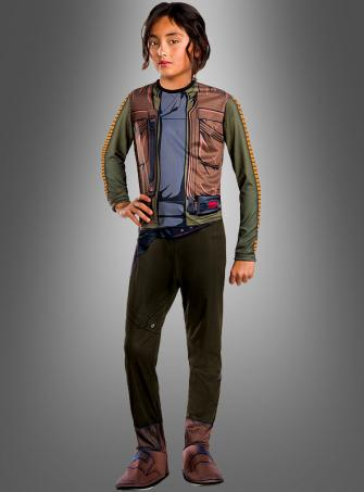 Jyn Erso Girl Costume Star Wars