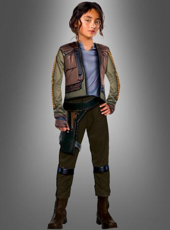 Star Wars Deluxe Jyn Erso Children