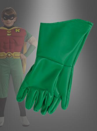 Robin Kinder Handschuhe von Batman