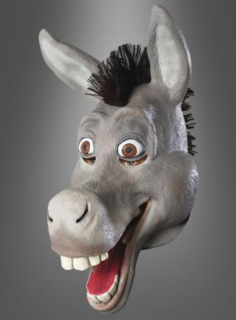 Shrek Donkey Overhead Latex Mask