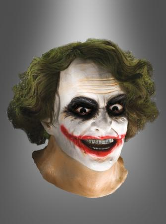 Deluxe Joker Mask Batman The Dark Knight