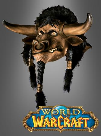 Warcraft Tauren Mask deluxe