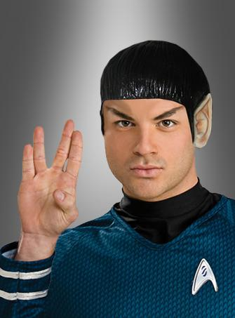 Classic Spock Hair