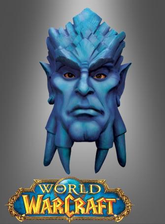 Warcraft Dreanei Maske deluxe