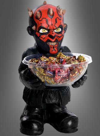 Darth Maul Statue für Süßigkeiten