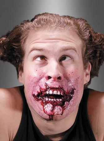Zombie Wunde Grim Grin FX