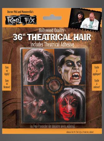"Reel FX 36"" Theatrical Hair"