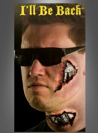 Cyborg Roboter I´ll be back Implantate FX