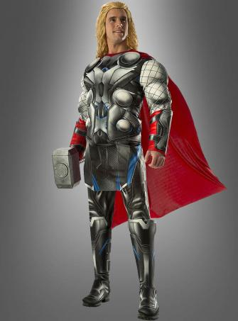Thor Kostüm 2 Teiler Avengers