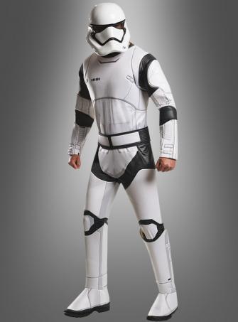 Stormtrooper Erste Ordnung Erwachsene deluxe